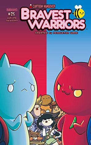 Bravest Warriors #25 by Ian McGinty, Kate Leth