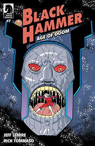 Black Hammer: Age of Doom #7 by Jeff Lemire, Rich Tommaso