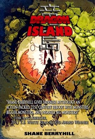 Dragon Island by Shane Berryhill