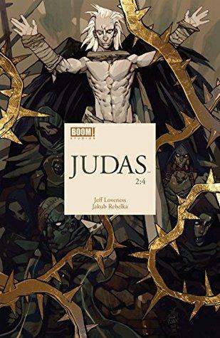 Judas #2 by Jakub Rebelka, Jeff Loveness