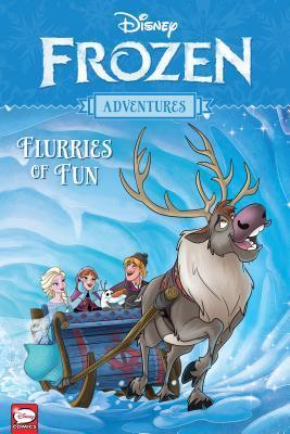 Disney Frozen Adventures: Flurries of Fun by Tea Orsi, Alessandro Ferrari