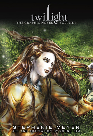 Twilight: The Graphic Novel, Vol. 1 by Stephenie Meyer, Young Kim