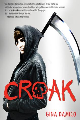 Croak by Gina Damico