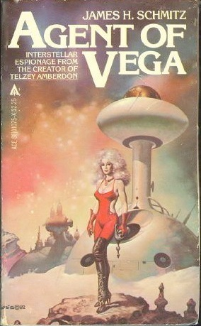 Agent of Vega by James H. Schmitz