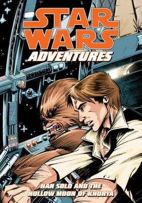 Star Wars: Adventures - Han Solo And The Hollow Moon Of Khorya by Jeremy Barlow, Michael Atiyeh, Rick Lacey, Matthew Loux