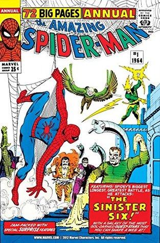 Amazing Spider-Man (1963-1998) Annual #1 by Sam Rosen, Steve Ditko, Stan Lee