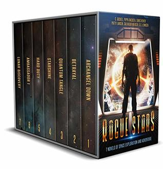 Rogue Stars: 7 Novels of Space Exploration and Adventure by Chris Reher, Salvador Mercer, Pippa DaCosta, Patty Jansen, C. Gockel, Mark E. Cooper, G.S. Jennsen