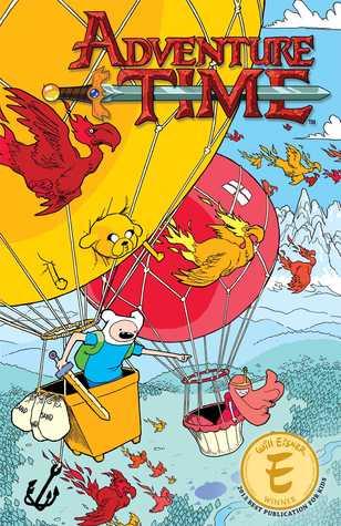 Adventure Time Vol. 4 by Braden Lamb, Ryan North, Shelli Paroline