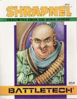 Shrapnel: Fragments From The Inner Sphere by Elizabeth Danforth, Ken St. Andre, Donna Ippolito, William H. Keith Jr.