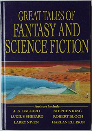 Great Tales of Fantasy and Science Fiction by Alan Nelson, Edward L. Ferman