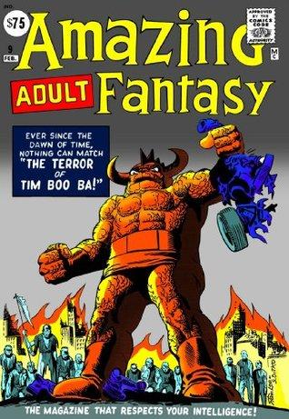 Amazing Fantasy Omnibus by Steve Ditko, Don Heck, Stan Lee, Jack Kirby, Paul Reinman