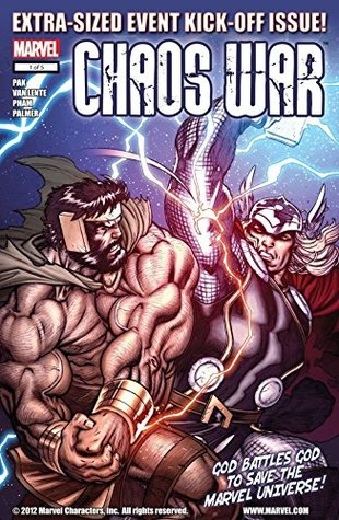 Chaos War #1 by Greg Pak, Khoi Pham, Fred Van Lente, Tom Palmer