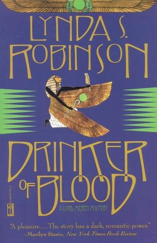 Drinker of Blood by Lynda S. Robinson