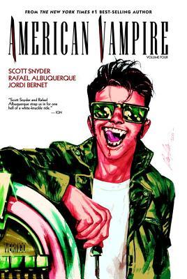 American Vampire by Scott Snyder