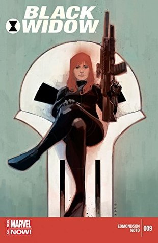 Black Widow #9 by Nathan Edmondson, Phil Noto
