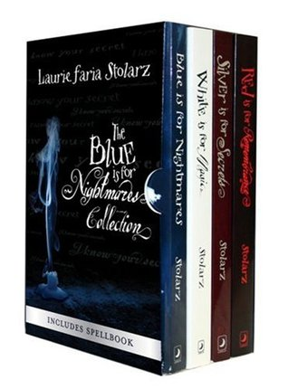 Blue is for Nightmares Collections by Laurie Faria Stolarz