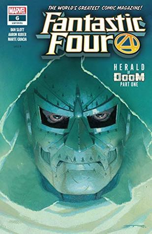 Fantastic Four (2018-) #6: Director's Cut by Dan Slott, Aaron Kuder, Esad Ribić