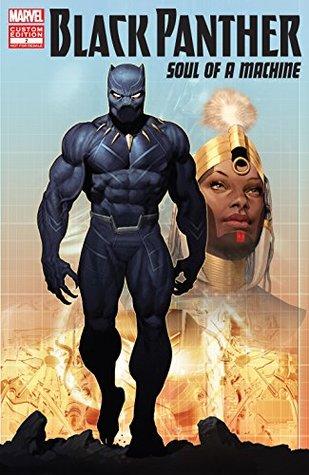 Black Panther: Soul Of A Machine #2 by Ariel Olivetti, José Luís, Geoffrey Thorne