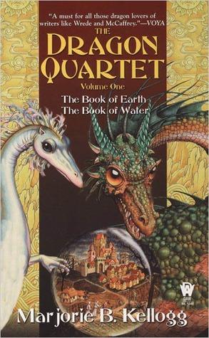 The Dragon Quartet Omnibus, Volume 1 by Marjorie B. Kellogg