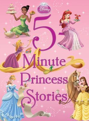 5-Minute Princess Stories by Walt Disney Company