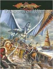 Dragonlance Dragons of Winter (Dragonlance) by Tracy Hickman, Clark Valentine, Laura Hickman