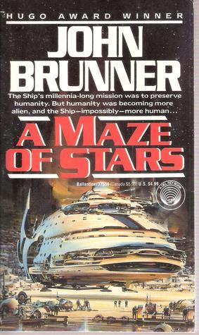 A Maze of Stars by John Brunner