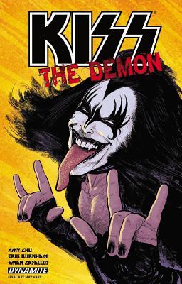 Kiss: The Demon by Amy Chu, Erik Burnham