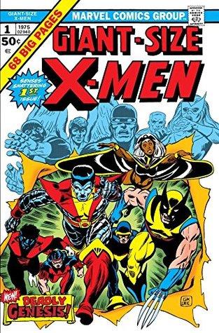 Giant-Size X-Men #1 by Dave Cockrum, John Costanza, Glynis Oliver, Gil Kane, David Cockrum, Werner Roth, Len Wein