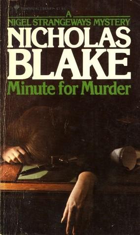 Minute for Murder by Nicholas Blake