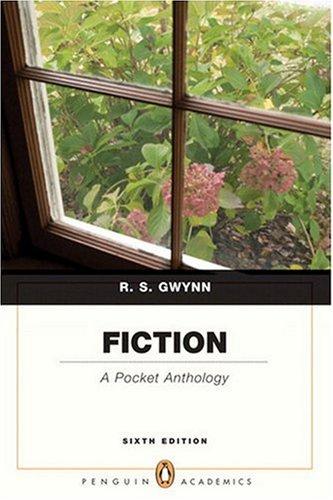 Fiction A Pocket Anthology by R.S. Gwynn