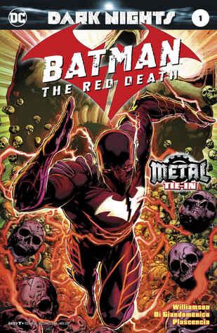 Batman: The Red Death #1 by Carmine Di Giandomenico, Joshua Williamson, Ivan Plascencia