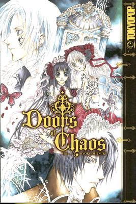 Doors of Chaos Volume 1 Manga by Adrienne Beck, Ryoko Mitsuki