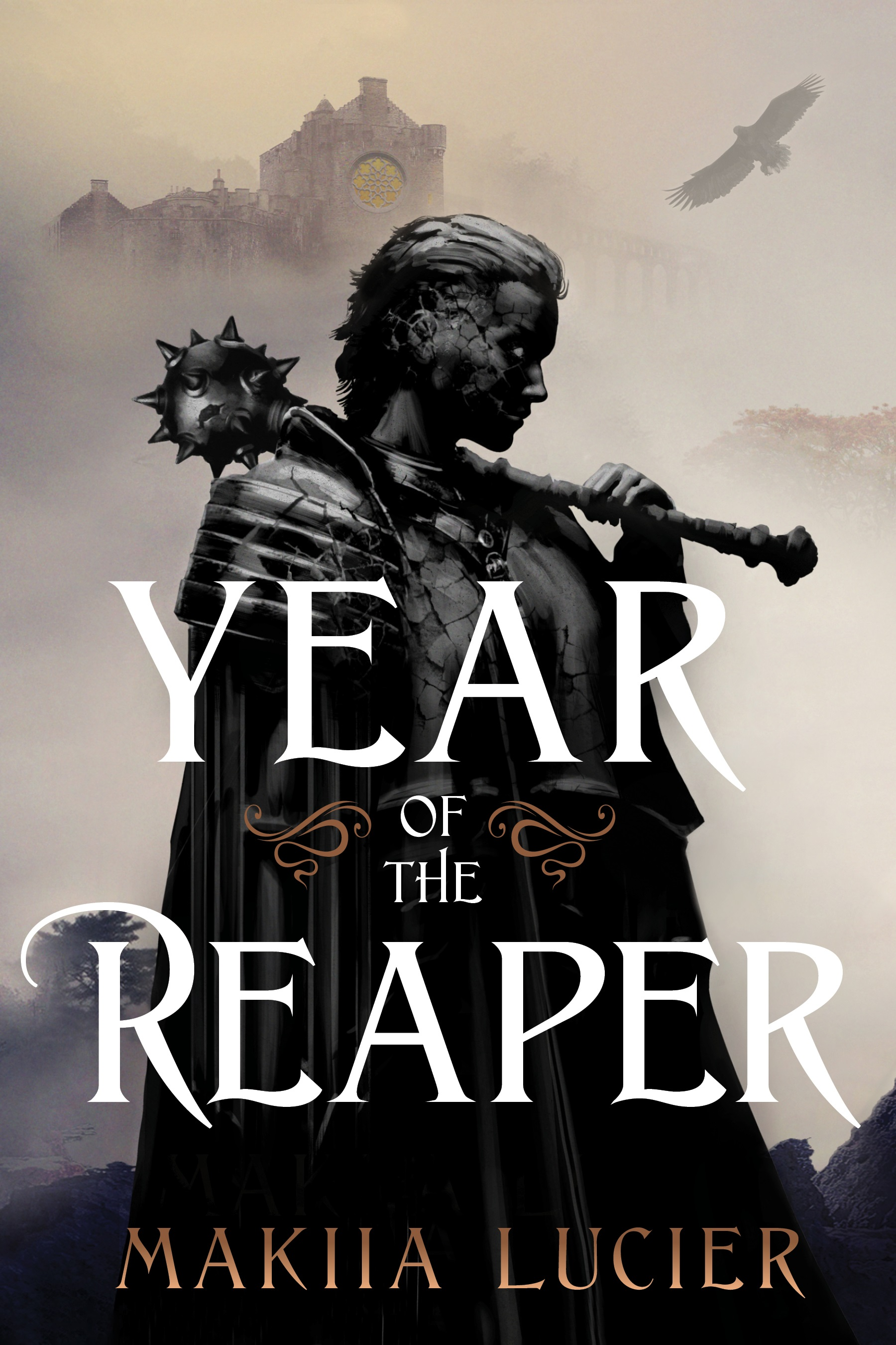 Year of the Reaper by Makiia Lucier