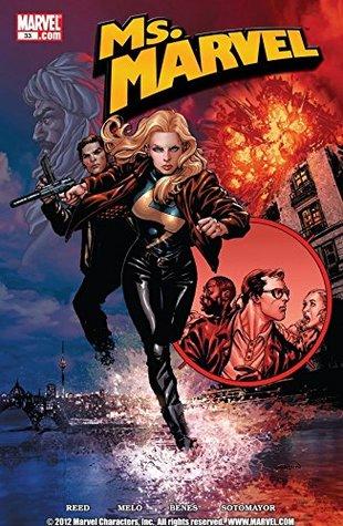 Ms. Marvel #33 by Adriana Melo, Mariah Benes, Brian Reed