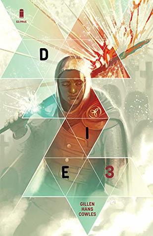 Die #3 by Stephanie Hans, Jen Bartel, Kieron Gillen, Christian Ward