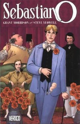 Sebastian O by Steve Yeowell, Grant Morrison