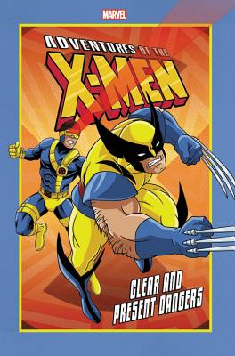 Adventures of the X-Men: Clear and Present Dangers by