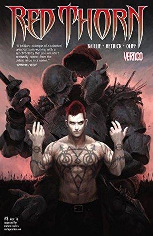 Red Thorn #3 by Meghan Hetrick, David Baillie