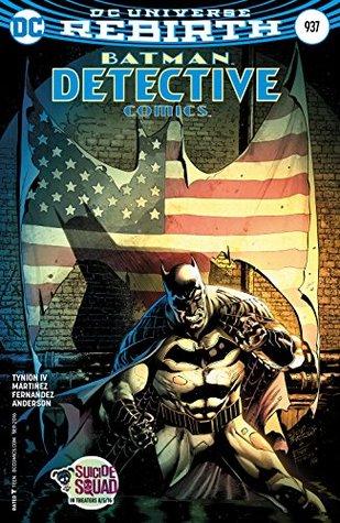 Detective Comics #937 by Raúl Fernández, Alvaro Martinez, Raúl Fernandez, James Tynion IV