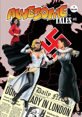 Awesome Tales #1 by Jean Marie Ward, R. Allen Leider