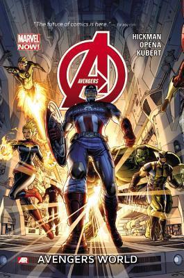 Avengers, Vol. 1: Avengers World by Jonathan Hickman