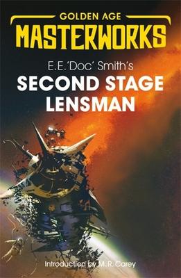 Second Stage Lensmen by E. E. 'Doc' Smith