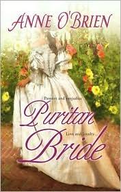 Puritan Bride by Anne O'Brien
