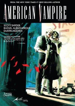 American Vampire, Vol. 5 by Dustin Nguyen, Scott Snyder, Rafael Albuquerque