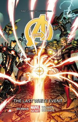 Avengers, Vol. 2: The Last White Event by Mike Deodato, Dustin Weaver, Jonathan Hickman