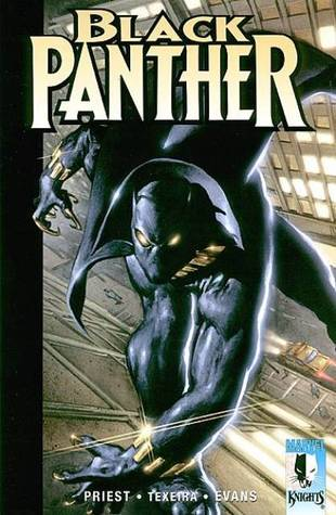 Black Panther: The Client by Mark Texeira, Christopher J. Priest