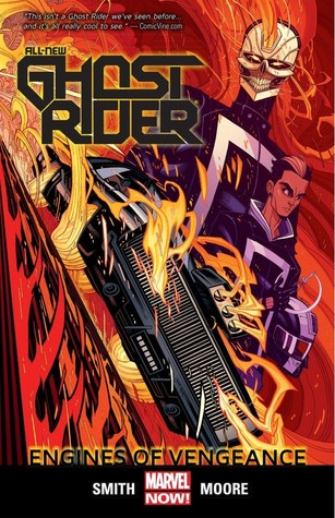 All-New Ghost Rider, Vol. 1: Engines of Vengeance by Tradd Moore, Felipe Smith