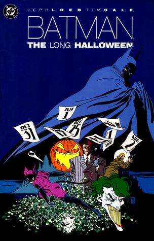 Batman: The Long Halloween by Richard Starkings, Gregory Wright, Tim Sale, Jeph Loeb