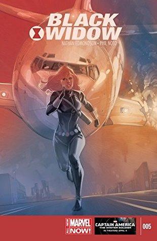 Black Widow #5 by Nathan Edmondson, Phil Noto