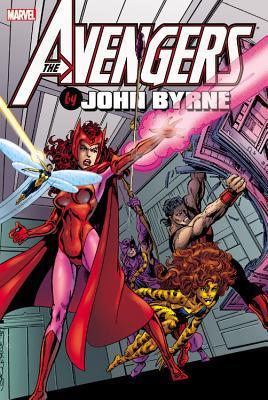 Avengers by John Byrne Omnibus by Paul Ryan, Danny Fingeroth, Gary Hartle, Tom Morgan Percussionist, Mark Bagley, John Byrne, Fabian Nicieza, Roy Thomas